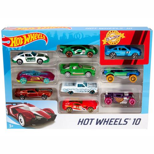 Hot Wheels 10-Pack