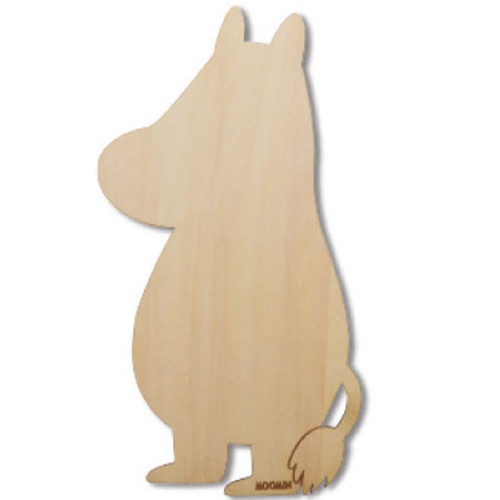 Rätt Start Moomin Wooden lamp