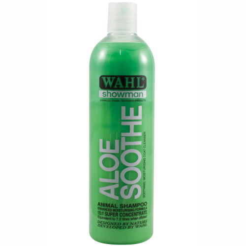 Wahl Aloe Soothe Concentrated Shamp