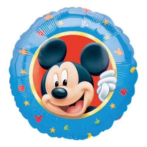Folieballong Musse Pigg - 1-pack