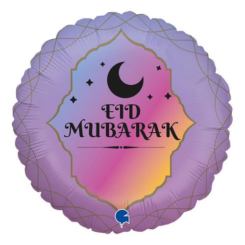 Folieballong Eid Mubarak - 1-pack