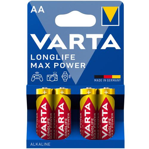 VARTA Longlife Max Power AA / LR6 Ba