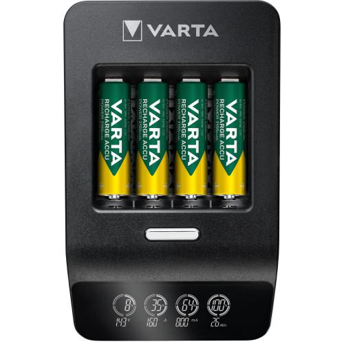 VARTA LCD Ultra Fast Charger AA/AAA