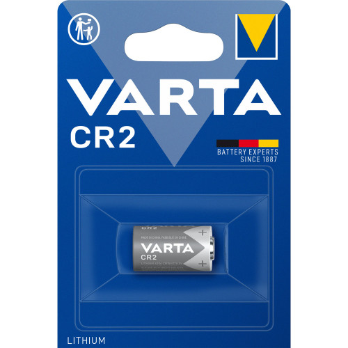 VARTA CR2 3V Lithiumbatteri 1-pack