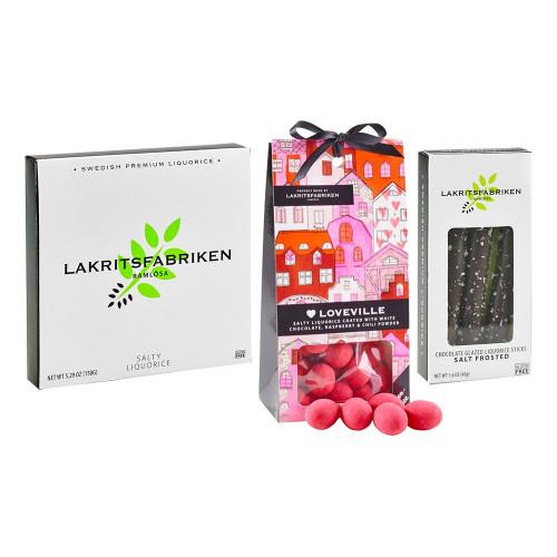 Lakritsfabriken Lakritsfabriken mini love pack