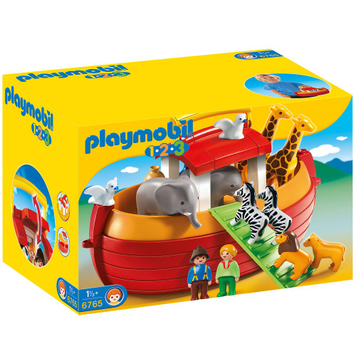Playmobil Min bärbara Noaks ark