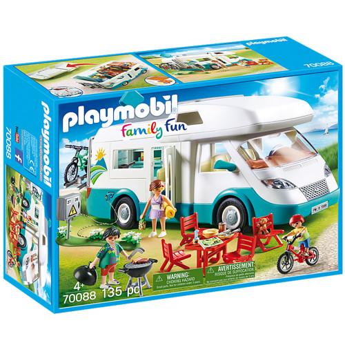 Playmobil Familjehusbil