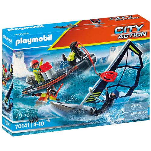 Playmobil Water Rescue with Dog