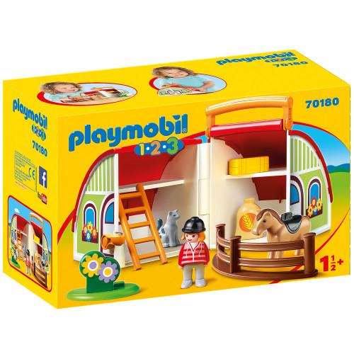 Playmobil Min gård att ta med