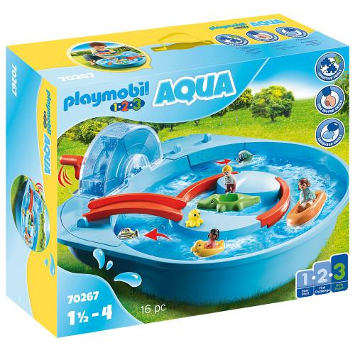 Playmobil Äventyrsvattenbana