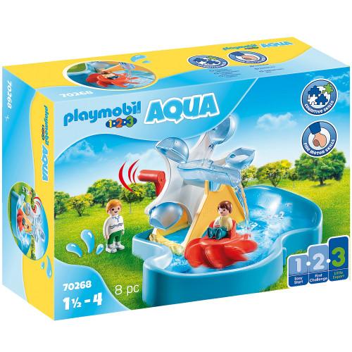 Playmobil Vattenhjul med karusell