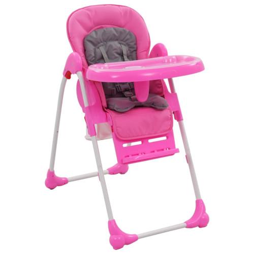 Dream Living Barnstol rosa och grå