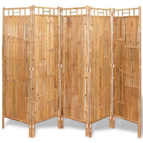 Dream Living Rumsavdelare 5 paneler 200x160 cm