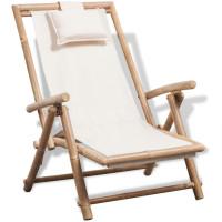 Dream Living Däckstol bambu