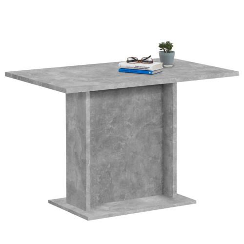 FMD FMD Soffbord 110 cm betonggrå