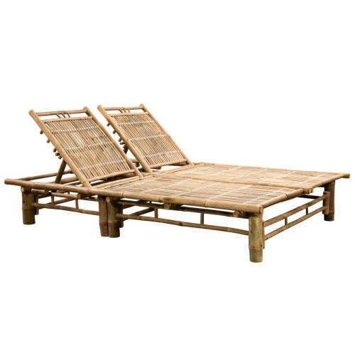Dream Living Solsäng 2 personer bambu
