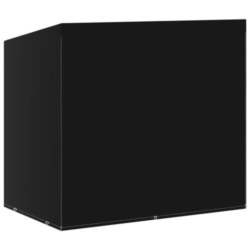 vidaXL Hammockskydd 6 öljetter 135x105x175 cm