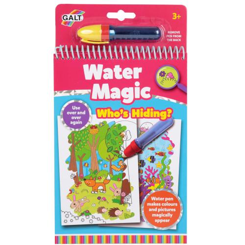 Galt Water Magic Vem gömmer sig