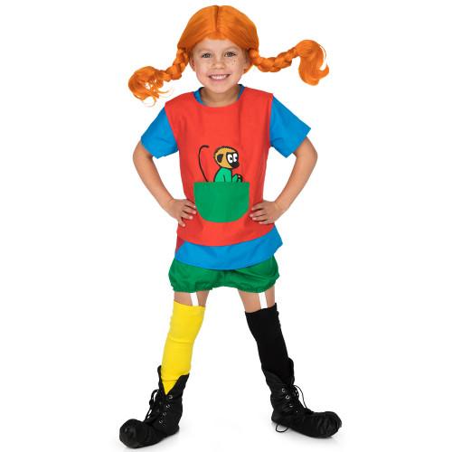 Pippi Kläder 4-6år