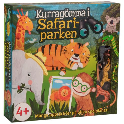 Tactic Kurragömma i Safariparken