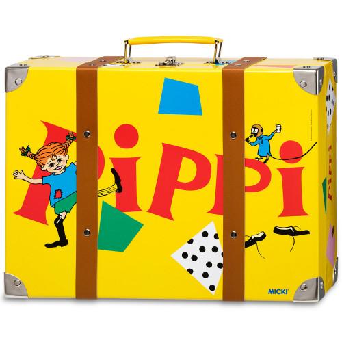 Pippi Koffert Gul 32cm