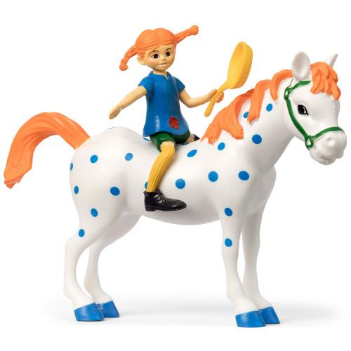 Pippi Pippi & Lilla Gubben Figurset