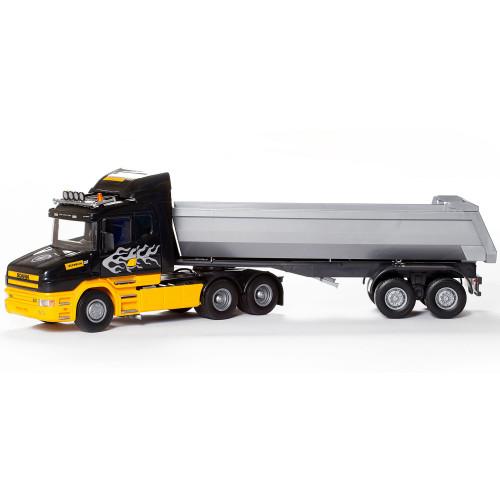 EMEK Scania Tipplastbil Semi