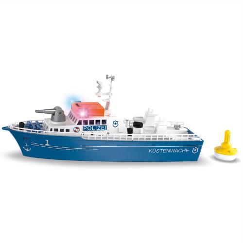 SIKU Polisbåt