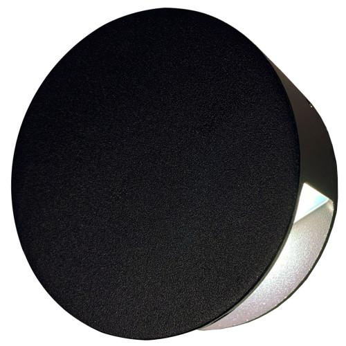 LightsOn Nero Downlight 140lm Ø9cm Svar