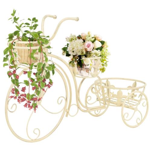 Dream Living Växtställ cykel vintage stil metall