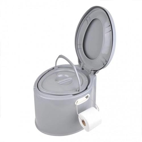 ProPlus ProPlus Portabel toalett 7L grå