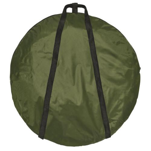 ProPlus ProPlus Pop-up duschtält polyester grön
