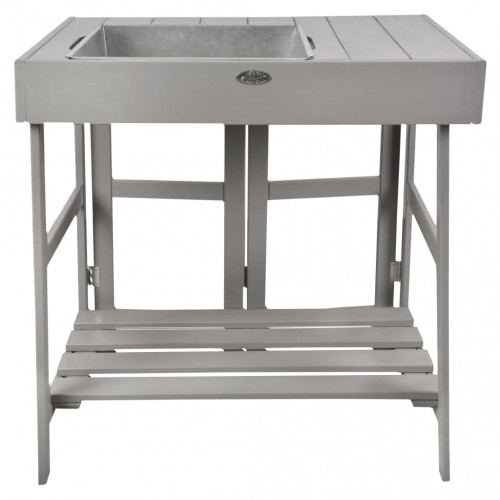 Esschert Design Esschert Design Planteringsbord grå