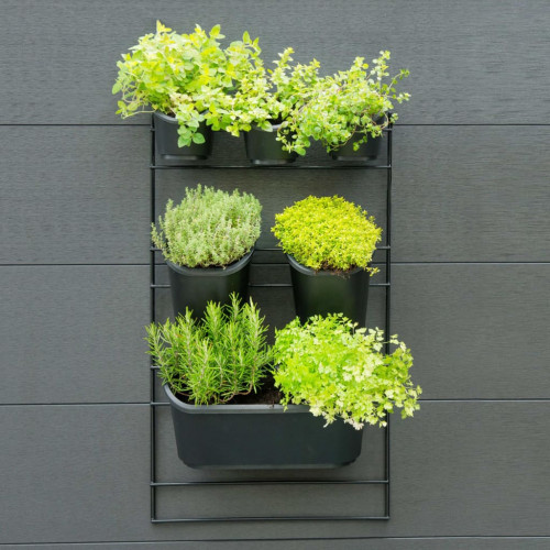 Nature Nature Vertikalt odlingssystem väggmonterat