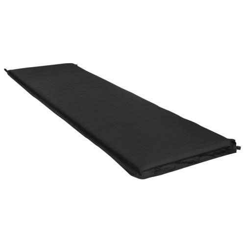 vidaXL Luftmadrass 66x200 cm svart