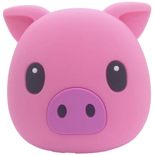 Celly PowerBank Emoji Pig 2200 mAh