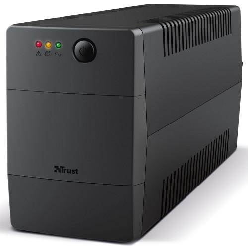 Trust Paxxon 800VA UPS 2st uttag Sch