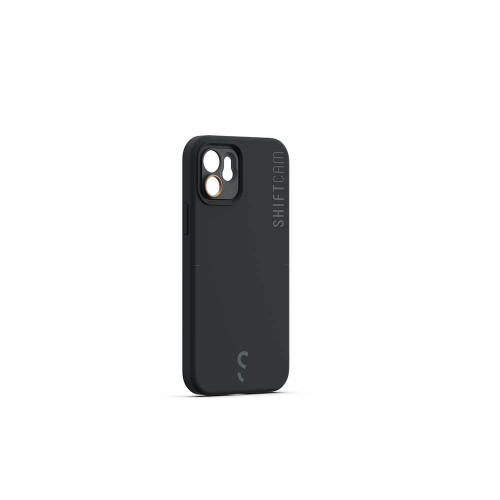 SHIFTCAM Mobilskal In-Case iPhone 12 Charcoal