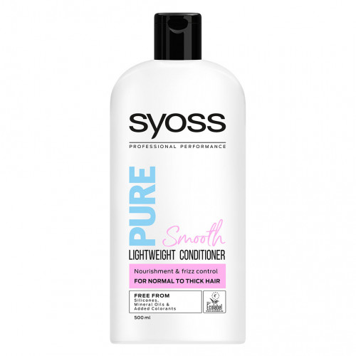 Schwarzkopf Syoss Pure Smooth Balsam 500 ml