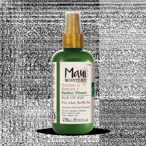Maui Moisture Bamboo Fibers BlowOut Mist 236 ml