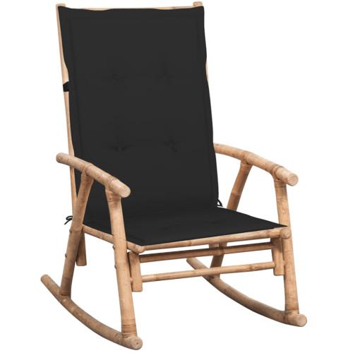 Dream Living Gungstol med dyna bambu