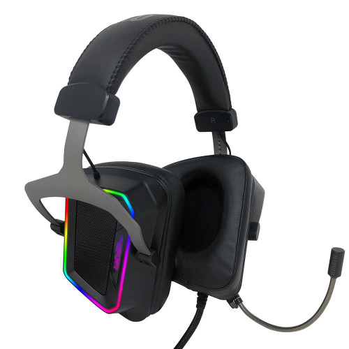 VIPER Gaming Headset V380 Stereo Virtual 7.1 Surround RGB
