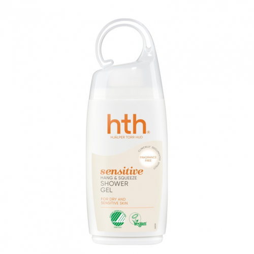 HTH HTH Sensitive Shower 250 ml