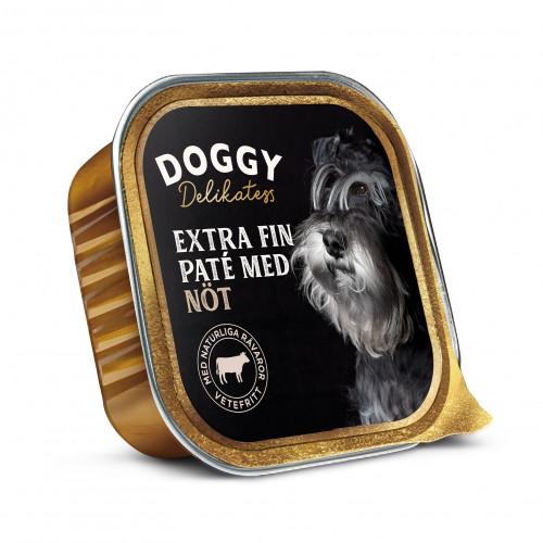 DOGGY Delikatesspaté med Nöt