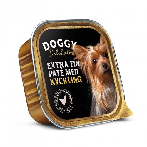 DOGGY Delikatesspaté med Kyckling
