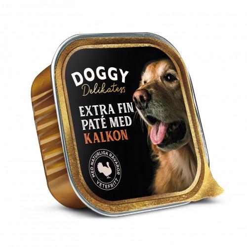DOGGY Delikatesspaté med Kalkon