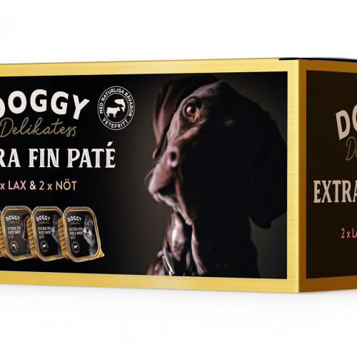 DOGGY D-paté Mix Nöt Lax
