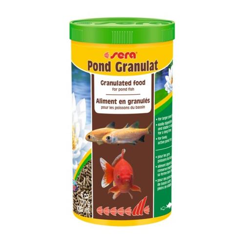 SERA Pond Granulat pellets