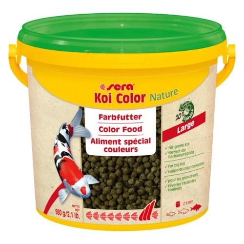 SERA Koi Color pellets