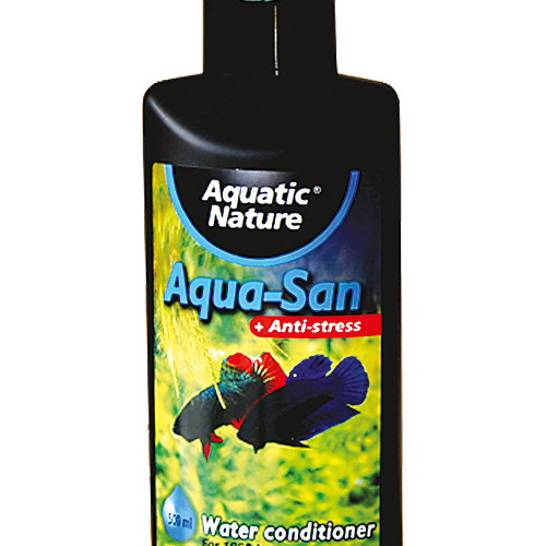 AQUATIC NATURE Vattenberedning Aqua San